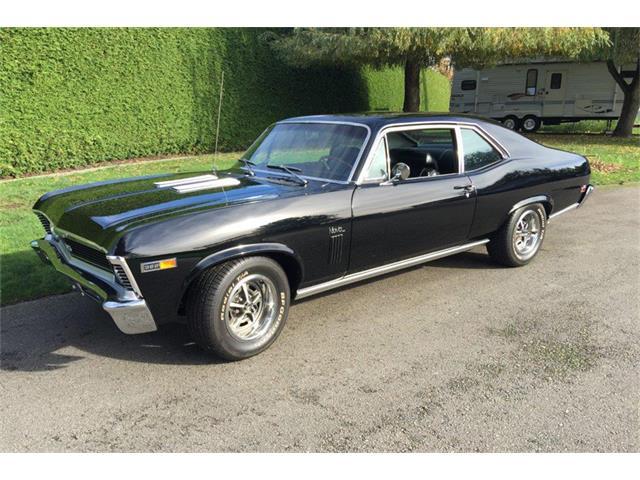 1969 Chevrolet Nova | 930127