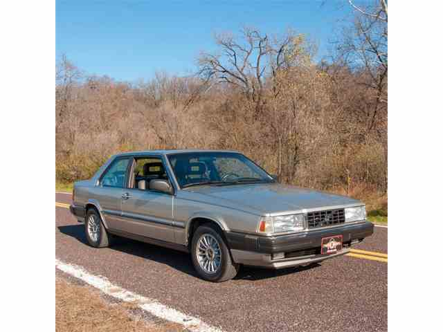 1988 Volvo 780 Bertone | 931282