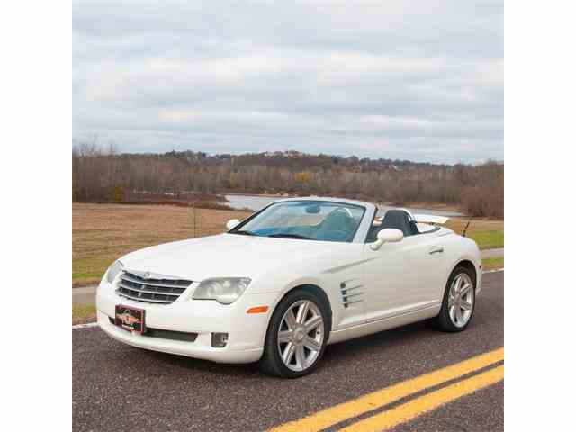 2006 Chrysler Crossfire | 931285