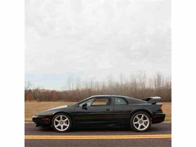 2000 Lotus Esprit   931286