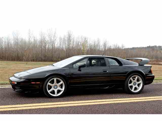 Classic Lotus Esprit For Sale On Classiccars Com 4 Available