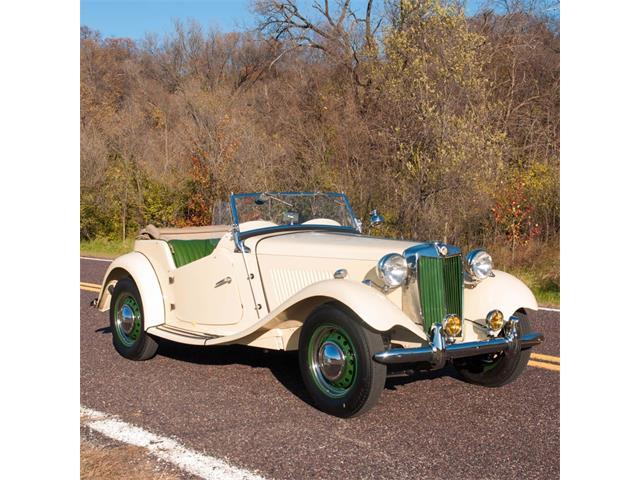1952 MG TD | 931287