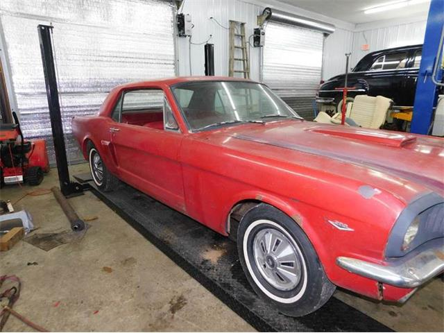 1966 Ford Mustang | 931292