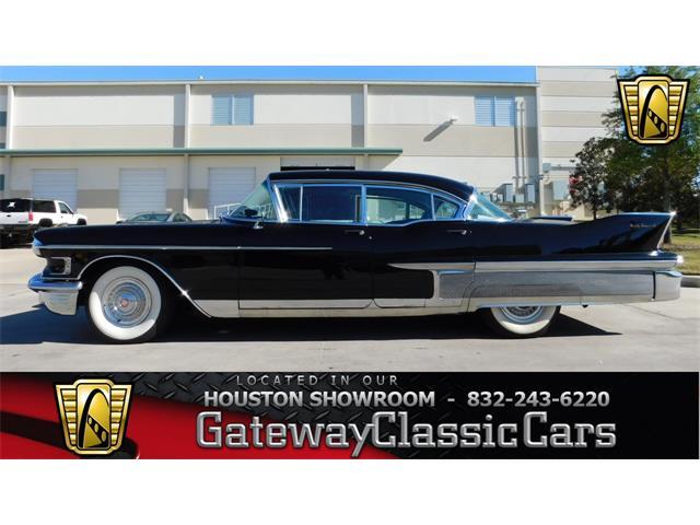 1958 Cadillac Fleetwood | 931295