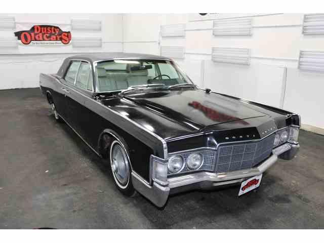 1969 Lincoln Continental | 931298