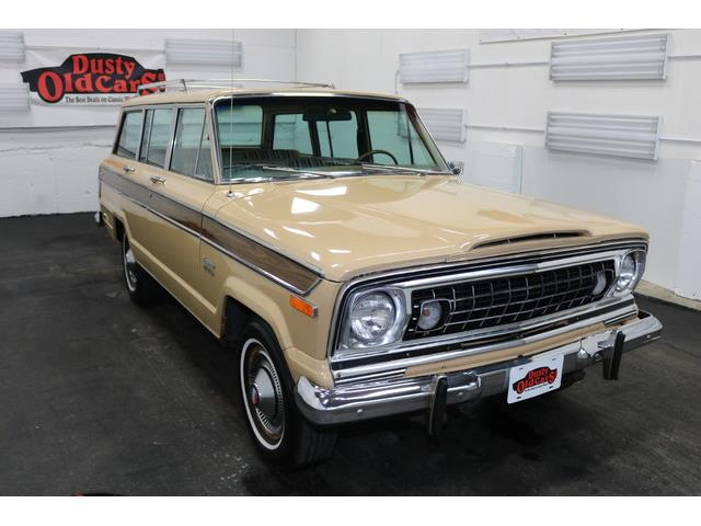 Classifieds For Classic Jeep Wagoneer 23 Available