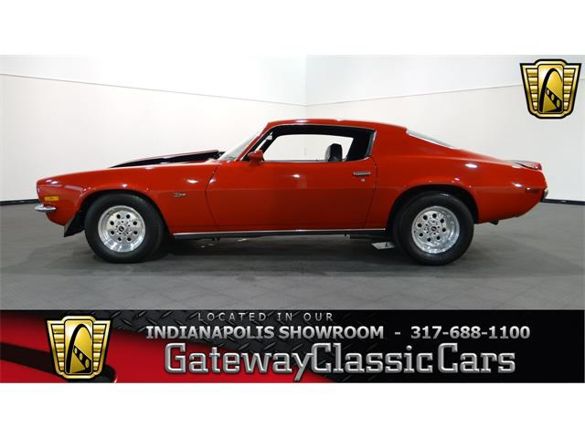 1972 Chevrolet Camaro | 931312