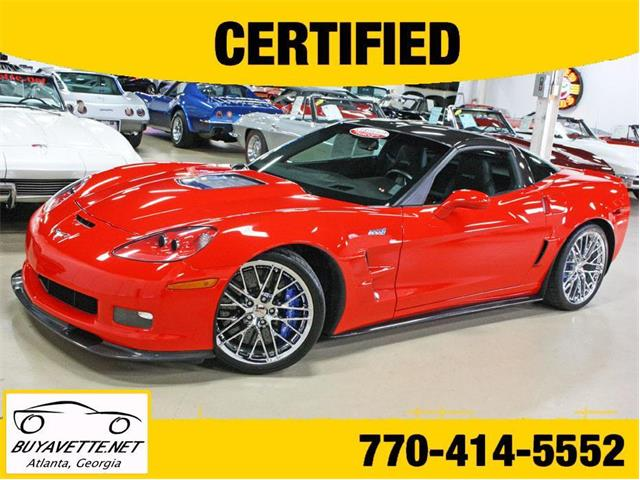 2010 Chevrolet Corvette | 931326