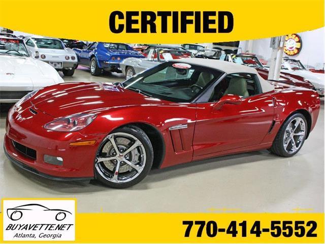 2010 Chevrolet Corvette | 931328