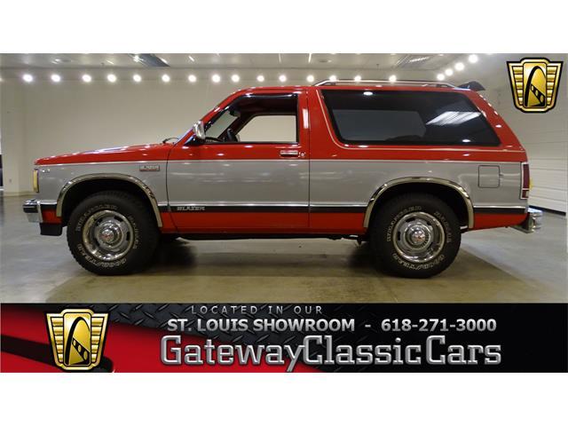 1983 Chevrolet Blazer | 931329