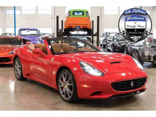 2012 Ferrari California | 931330