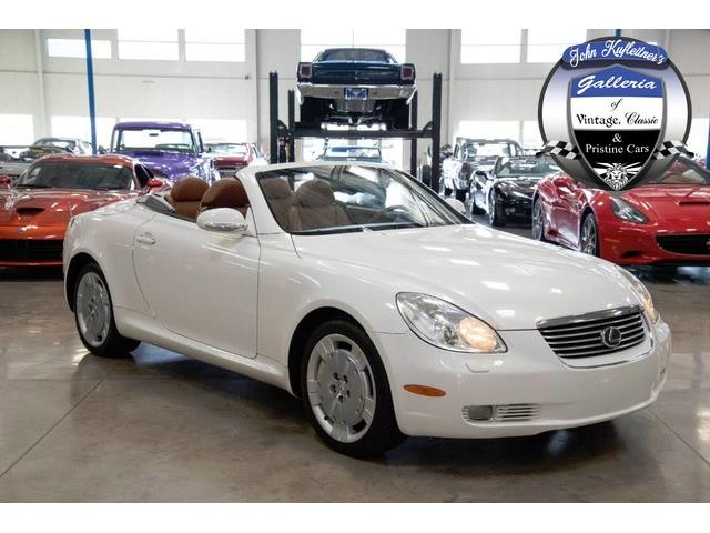 2002 Lexus SC400 | 931331