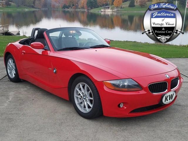 2004 BMW Z4   931332