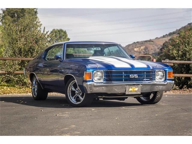 1972 Chevrolet Chevelle SS | 931335