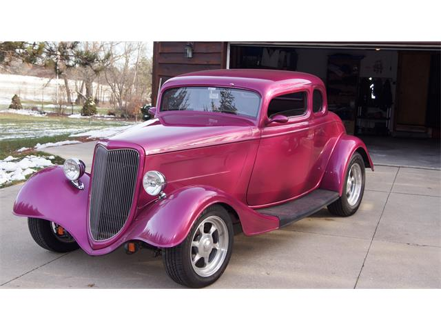 1934 Ford 5-Window Coupe | 931341