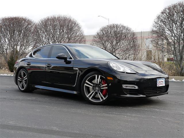 2010 Porsche Panamera Turbo | 931343