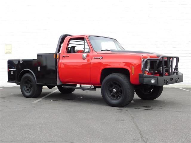 1973 Chevrolet C/K 10   931344