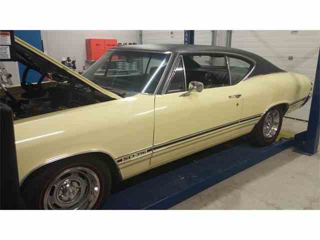 1968 Pontiac Beaumont | 931352