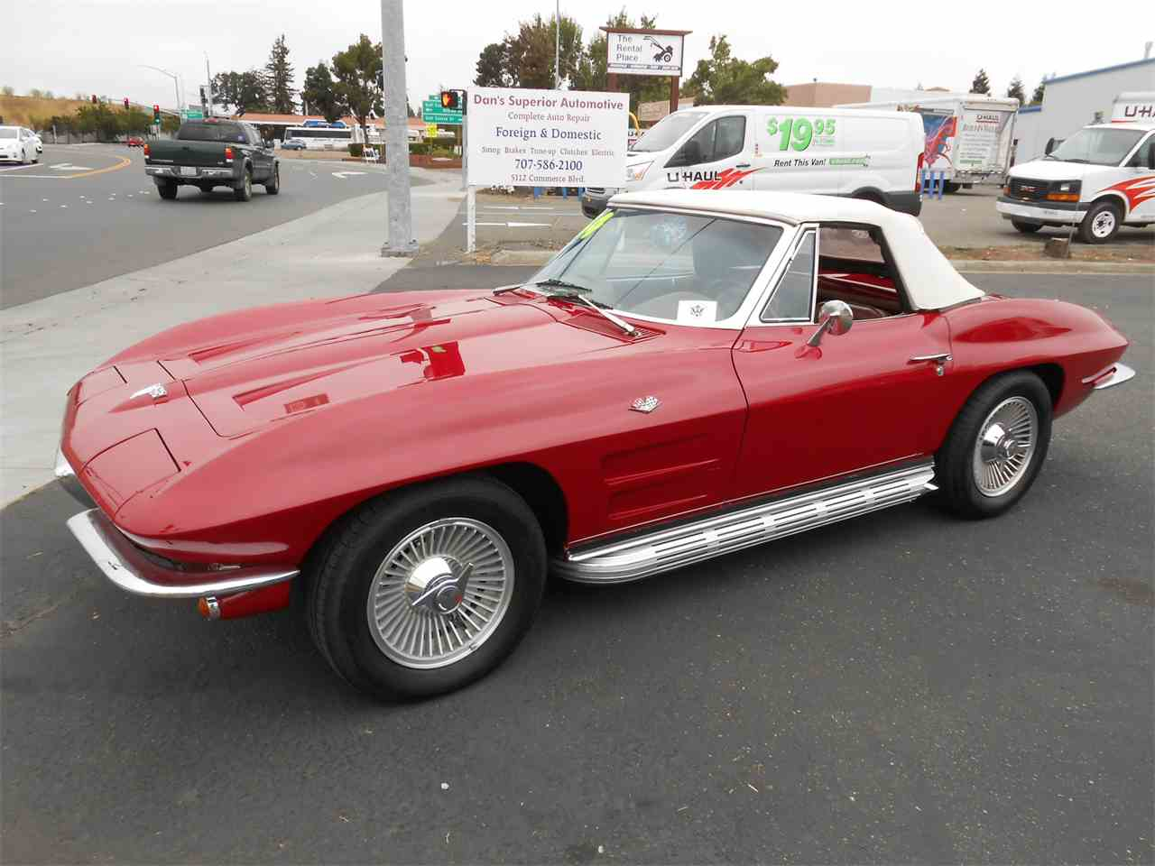 Corvette 1964 chevrolet corvette : 1964 Chevrolet Corvette for Sale | ClassicCars.com | CC-931355
