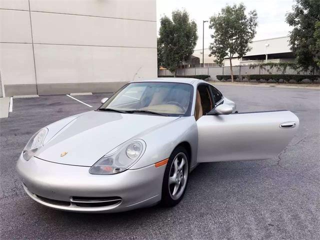 2001 Porsche 911 Carrera | 931356