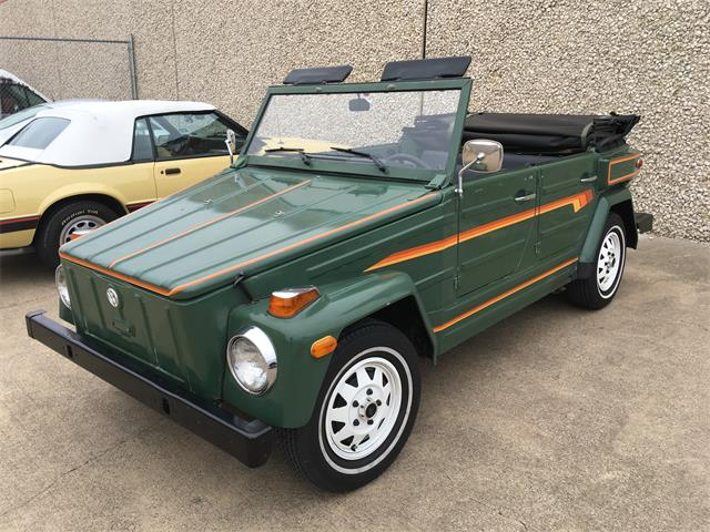 1974 Volkswagen Thing | 931370