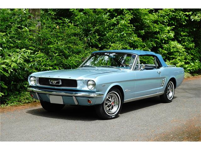 1966 Ford Mustang | 930139