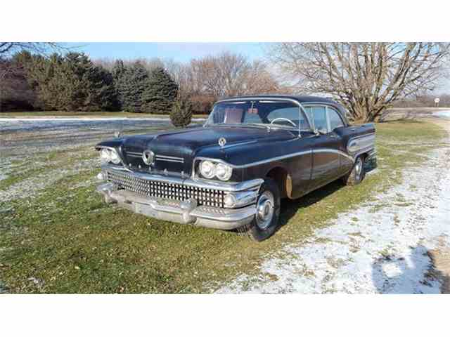 Picture of 1958 Buick Special located in Minnesota Offered by Ted's Tuna Boats - JYOA