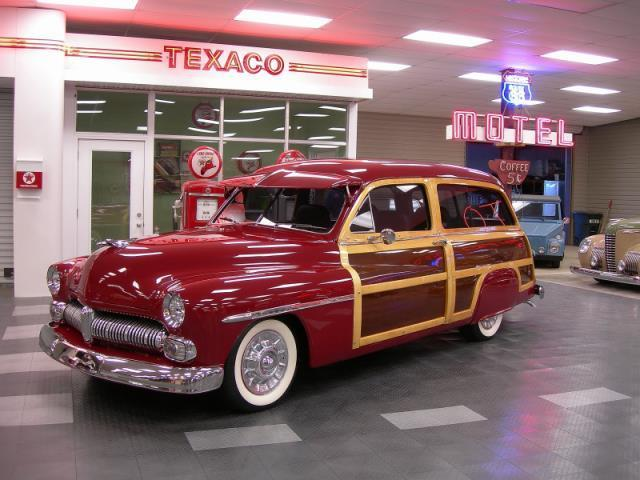 1950 Mercury Station Wagon | 931404