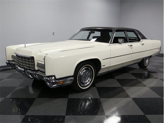 1972 Lincoln Continental | 931405