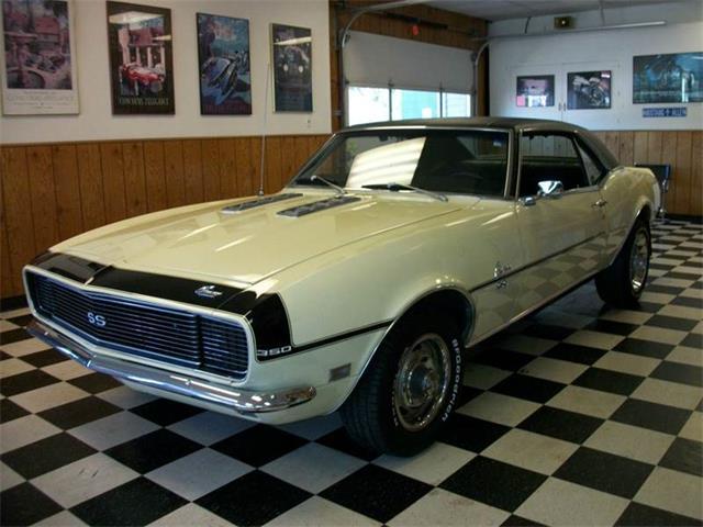 1968 Chevrolet Camaro | 931413