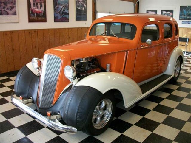 1935 Chevrolet 4-Dr Sedan | 931414