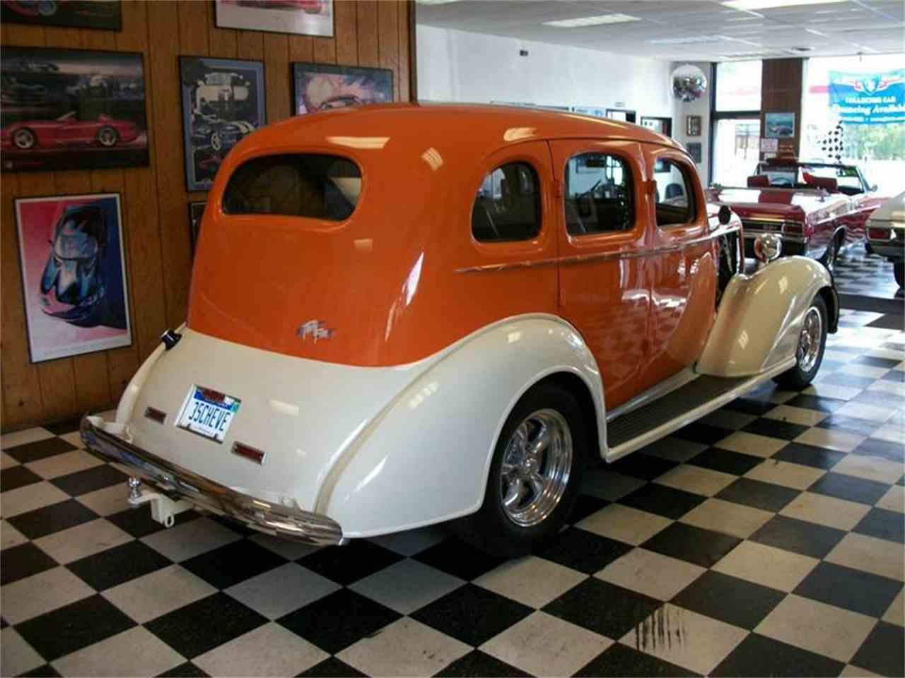 Large Picture of '35 4-Dr Sedan - JYOM
