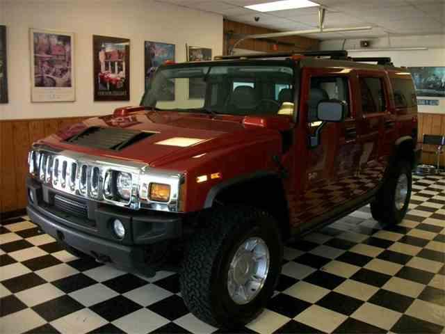 2003 Hummer H2 | 931416
