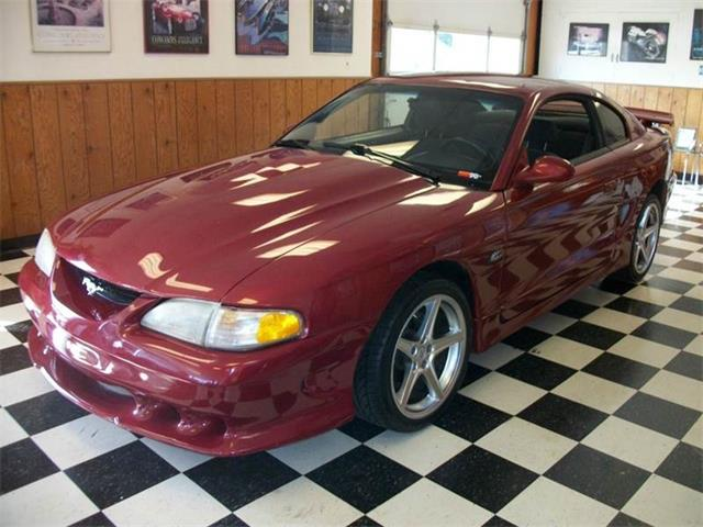 1997 Ford Mustang | 931417