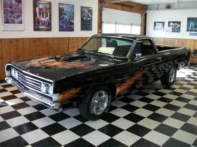 1969 Ford Ranchero | 931419