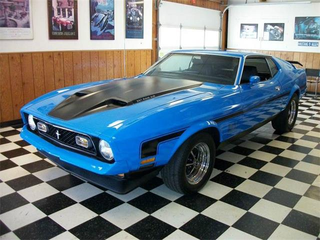 1972 Ford Mustang | 931422