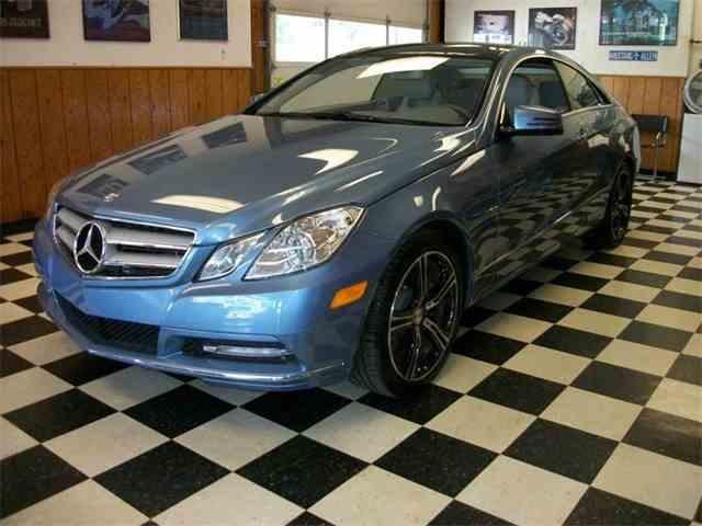 2012 Mercedes-Benz E-Class | 931431