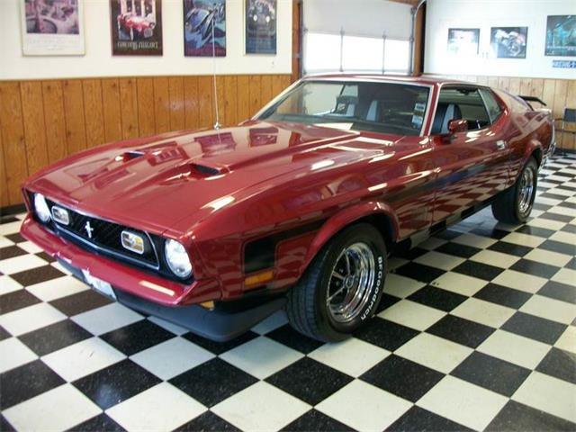 1972 Ford Mustang | 931437