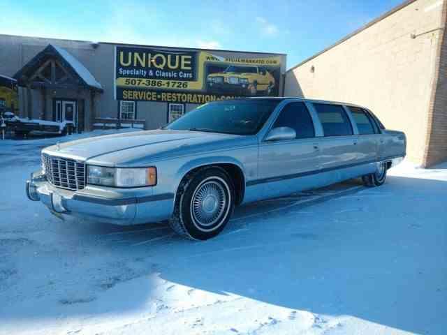 1995 Cadillac Fleetwood | 931447