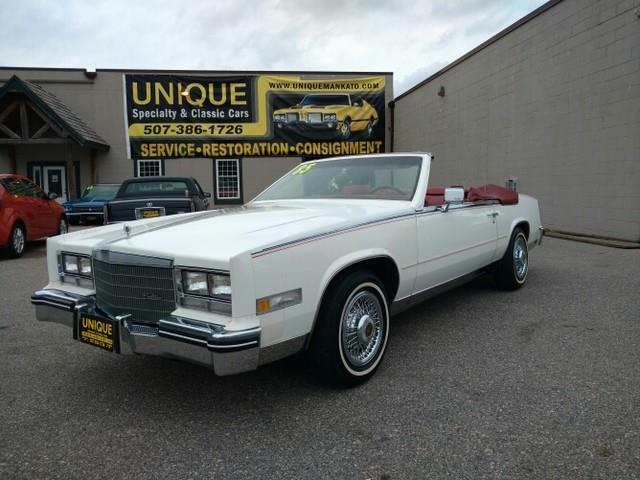 1985 Cadillac Eldorado | 931448