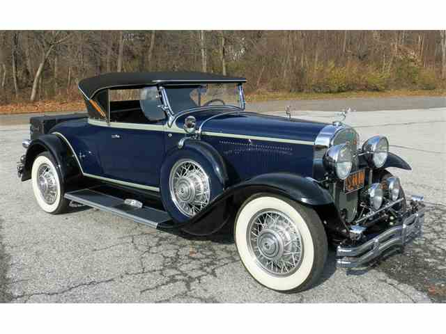 1931 Buick Series 90 Roadster | 931450