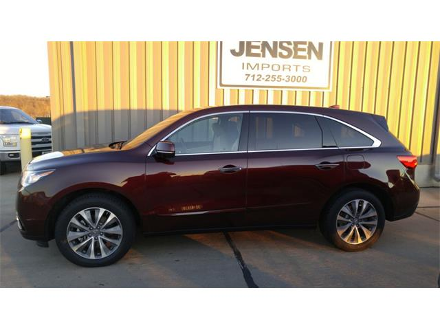 2014 Acura MDX SH-AWD with Technology Package | 931456