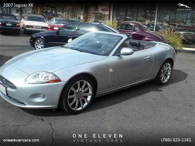 2007 Jaguar XK | 931462