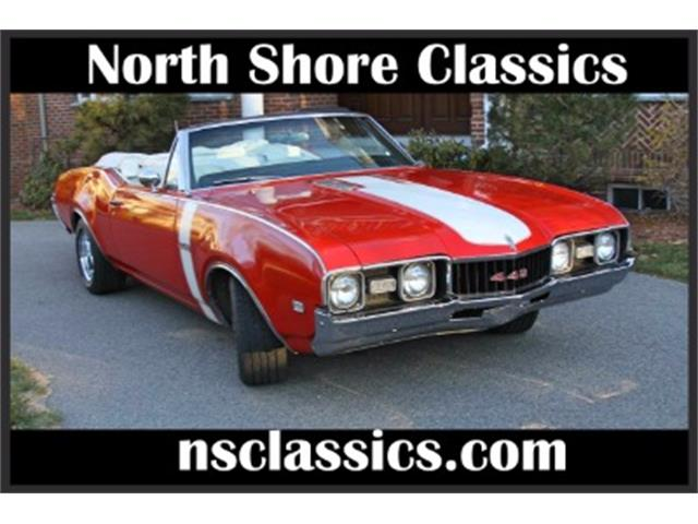 1968 Oldsmobile Cutlass | 931465