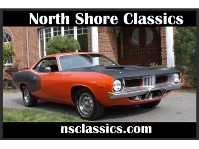 1972 Plymouth Cuda | 931466