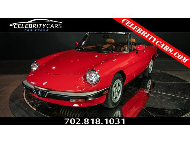 1984 Alfa Romeo Spider | 931467