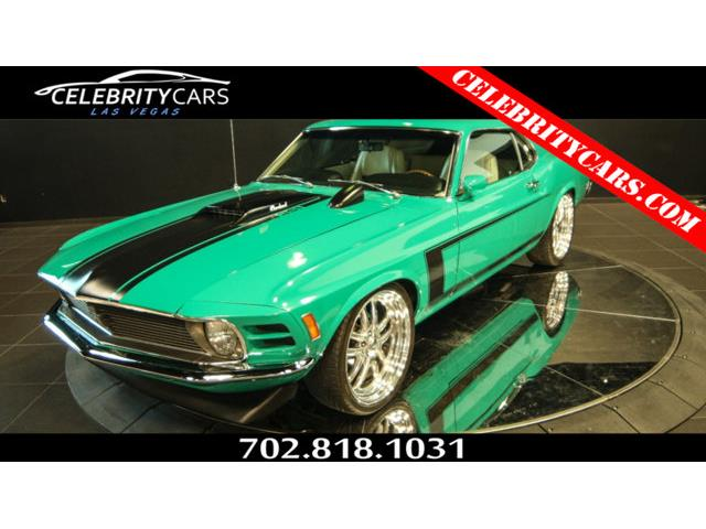 1970 Ford Mustang   931468