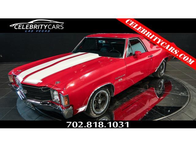 1972 Chevrolet El Camino SS | 931469