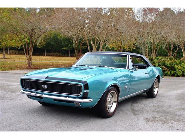 1967 Chevrolet Camaro | 931473