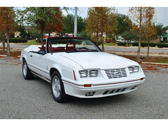 1984 Ford Mustang | 931475